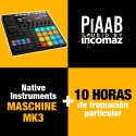 Native Instruments Maschine MK3 + 10 Horas de formación
