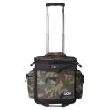 UDG Ultimate Sling Bag Trolley DeLuxe Black Camo Orange Inside