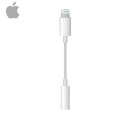 Apple MMX62ZM/A Adaptador Lighting a Mini Jack 3.5