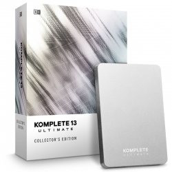Native Instruments Komplete 13 Ultimate Collectors Edition Upgrade para Komplete Ultimate 8-13