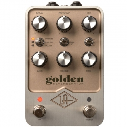 Universal Audio UAFX Golden Reverberator