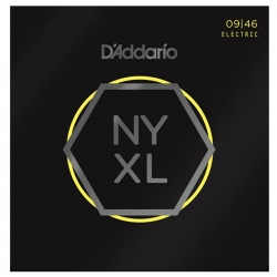 D'Addario NYXL0946 Super Light