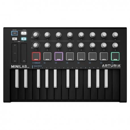Arturia Minilab MKII Inverted Edition