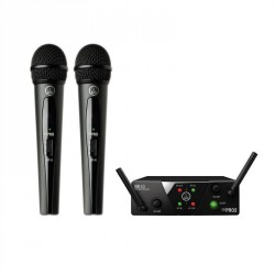 AKG WMS 40 Mini Dual Vocal Set