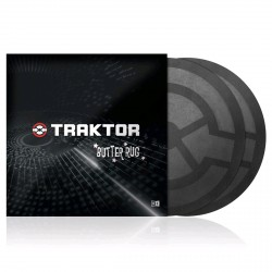Native Instruments Traktor Butter Rug