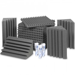 EZ Acoustics EZ Foam Acoustic Pack S Gris