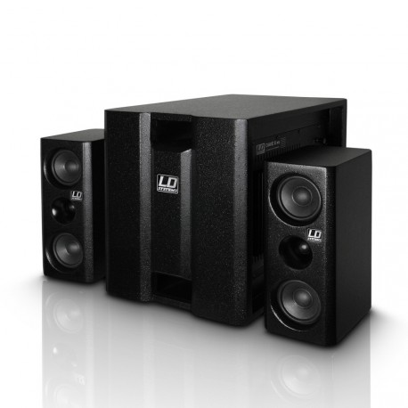 LD Systems Dave 8XS Black