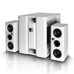 LD Systems Dave 8XS White