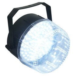 Beamz Strobo LED Blanco