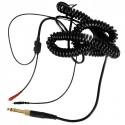 Sennheiser HD 25 Cable Rizado