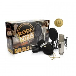 Rode NT 2 A Studio Solution Kit