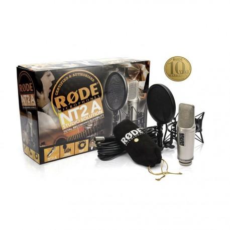 Rode NT 2 A Studio Solution Kit
