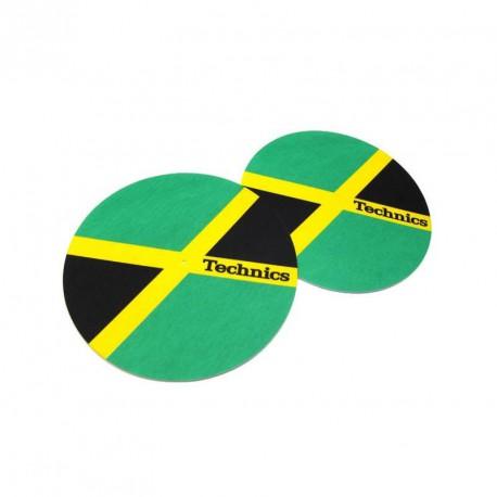Magma Slipmat Technics Jamaica