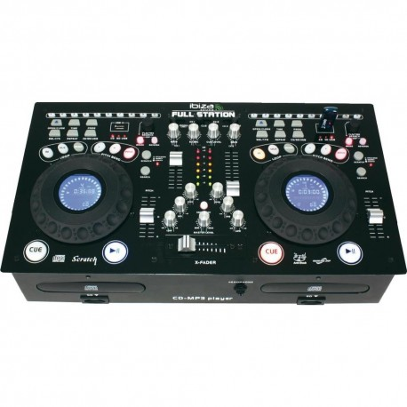 Ibiza Sound Full Station BK