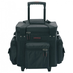 Magma LP Bag 100 Trolley Black / Red