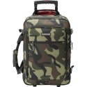 Magma Digi Carry On Trolley Camuflaje