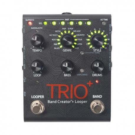 Digitech TRIO + Band Creator Pedal