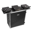 UDG Ultimate Fold Out DJ Table Silver Plus