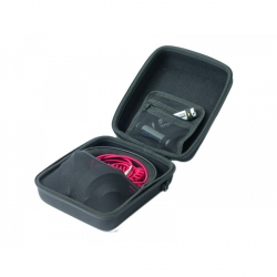 Magma Headphone Case Black