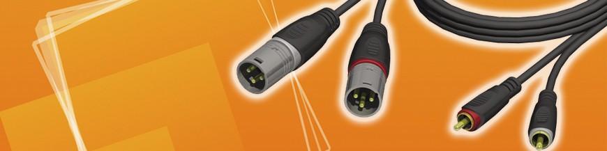 Cables de Audio Duales